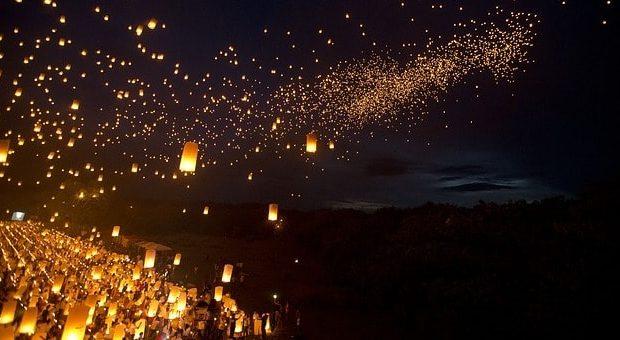notte delle lanterne milano