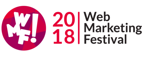 web marketing festival 2018 logo