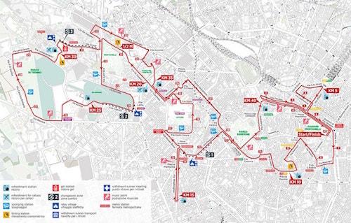 Milano Marathon: vincono l'etiope Abdiwak e la keniota Wangui, i risultati