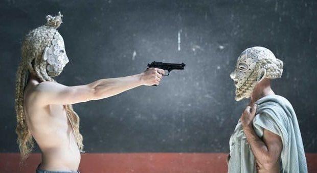 Socrate il sopravvissuto/come le foglie al Piccolo Teatro Studio Melato