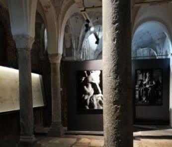 Michelangelo Antonioni Cripta di San Sepolcro