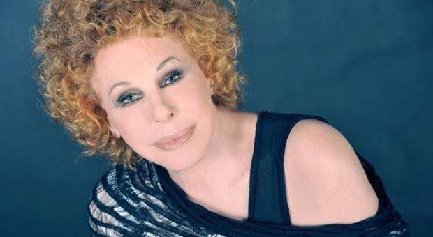 Ornella Vanoni a Milano
