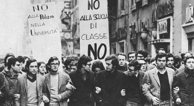 Milano e il '68