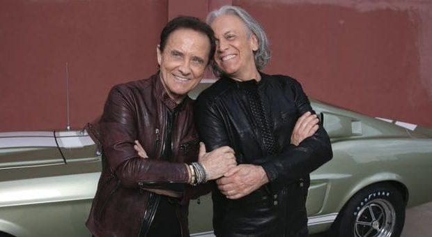Roby Facchinetti e Riccardo Fogli tour