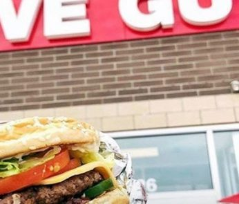 Five guys milano