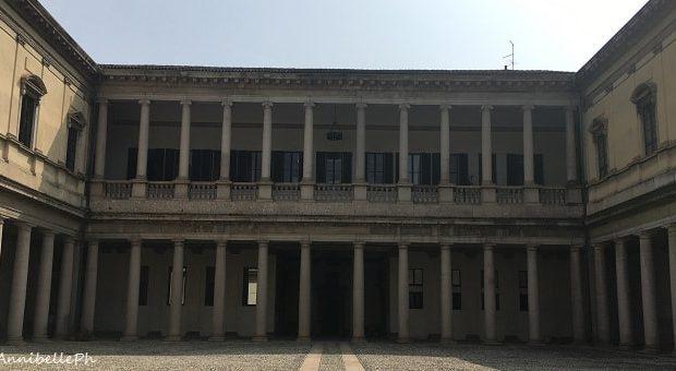 palazzo del senato di milano