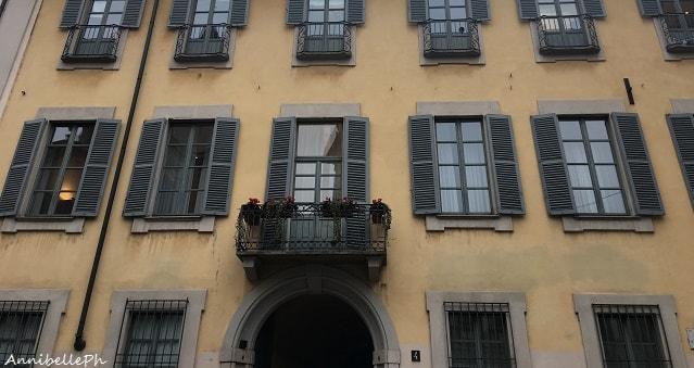 Palazzo Pusterla Brivio