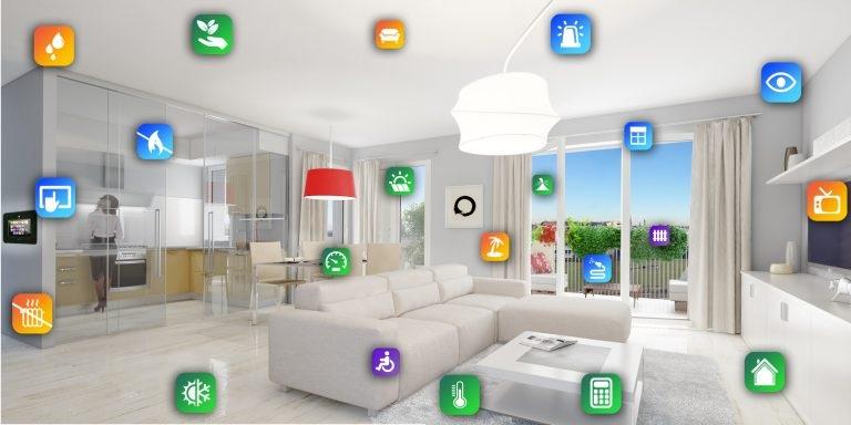 Soggiorno Residenza del Futuro H32 icone