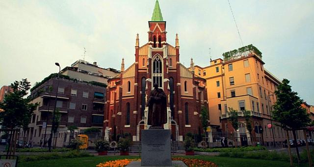 chiesa di san camillo de lellis