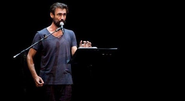 Fatalità della rima. Fabrizio Gifuni legge Giorgio Caproni
