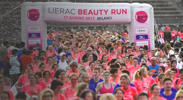 lierac beauty run 2018
