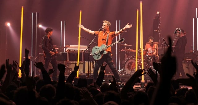 offspring queens of the stone age idays