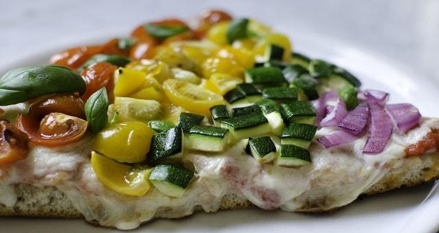 raimbow pizza deliveroo