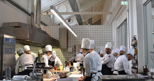 Milano Food district scuola di cucina
