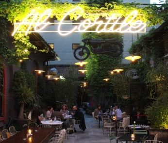 Milano Food District_ Ristorante Al Cortile