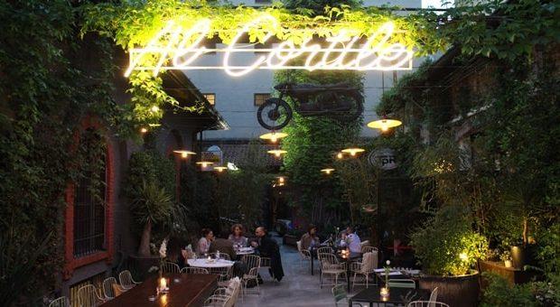 Milano Food District_ Ristorante Al Cortile