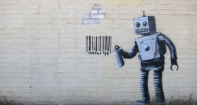 Banksy a Milano