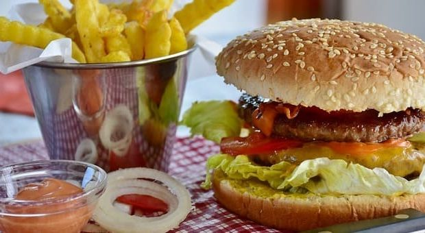 5 Burgers all'East Market Diner