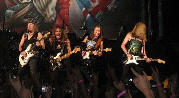 Iron Maiden a San Siro