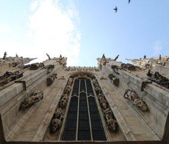 statue del Duomo