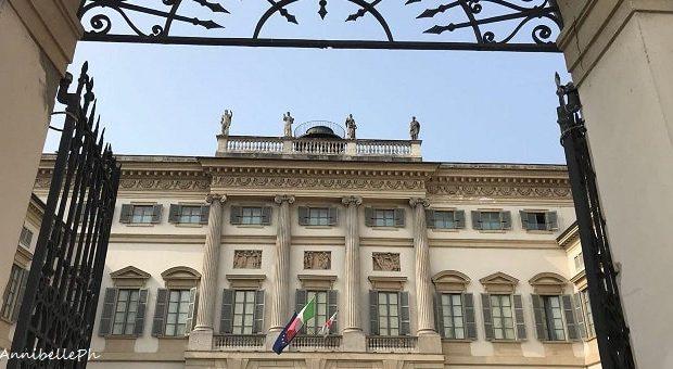 villa reale di milano