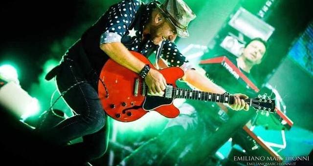 Roberto Maccaroni chitarrista intervista