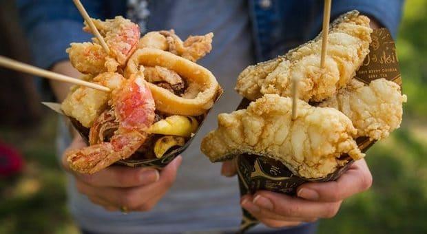 streeat food truck festival carroponte