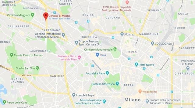 Certosa di Milano