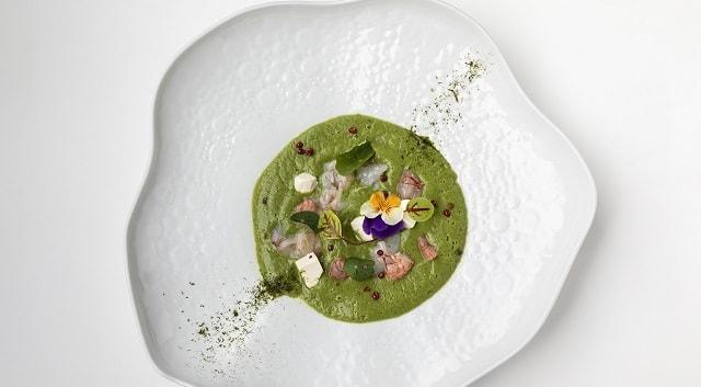 Crema di pistacchio e alghe con tofu_credits Mauro Montana-min