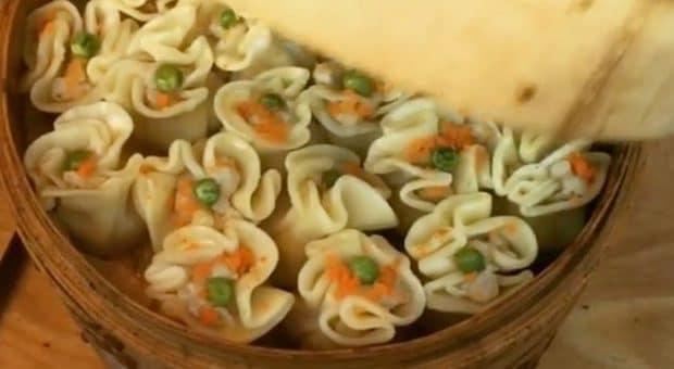 East Market Diner Dumpling Week