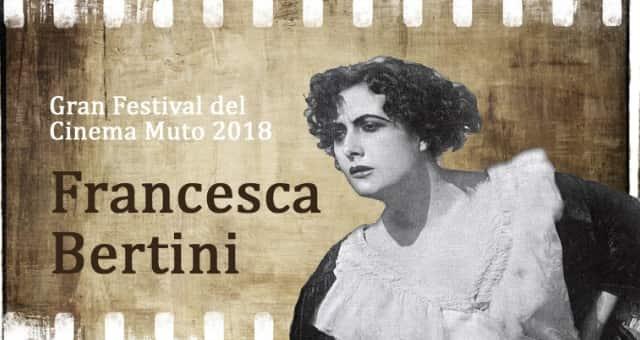 gran festival del cinema muto 2018