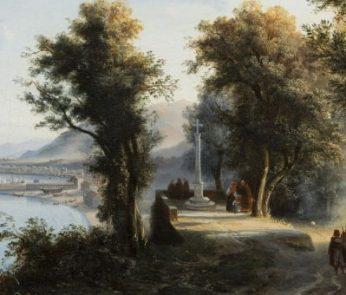 mostra Romanticismo Milano