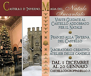 Castello di Gropparello Halloween 2018