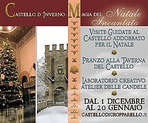Castello di Gropparello Halloween 2018