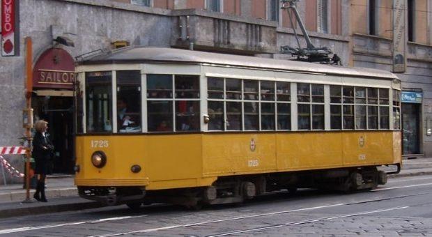 meditazione tram milano