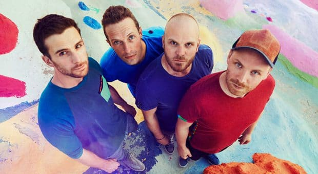 coldplay film