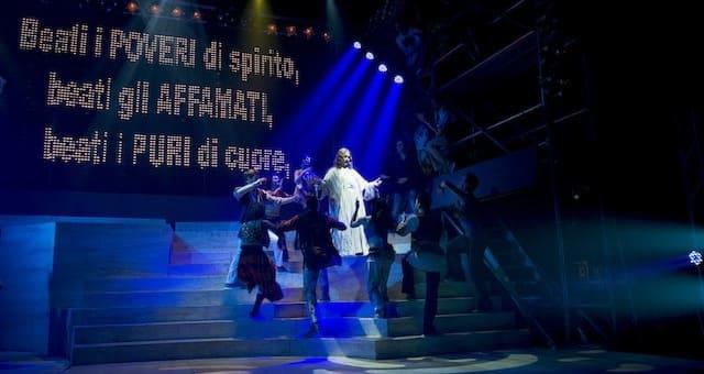 Jesus Christ Superstar Teatro Arcimboldi