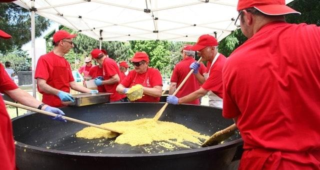 Festa del risotto cascina merlata