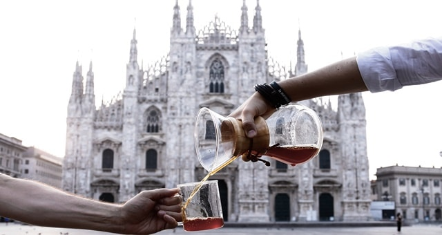 The Milan Coffee Festival