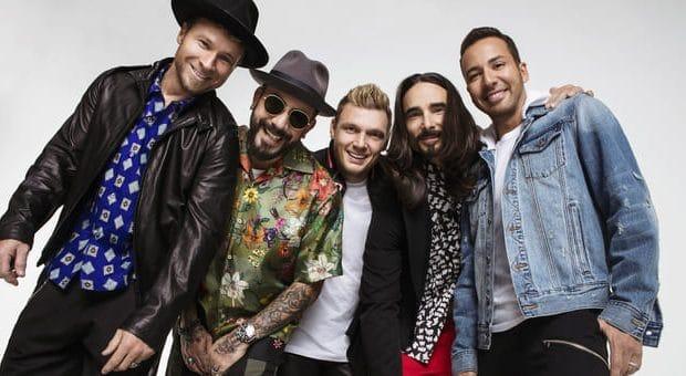 Backstreet Boys Milano