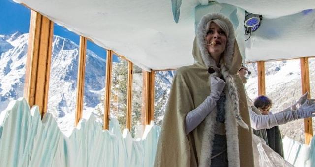 regina dei ghiacci 2018