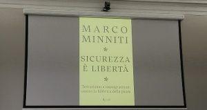 Minniti - Sicurezza e Libertà