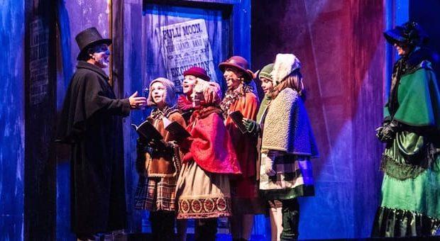 A Christmas Carol Teatro Carcano