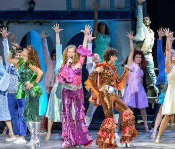 Mamma Mia! il musical recensione