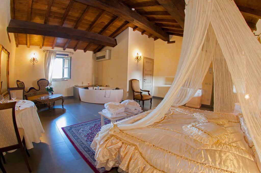 Suite Castello Landi