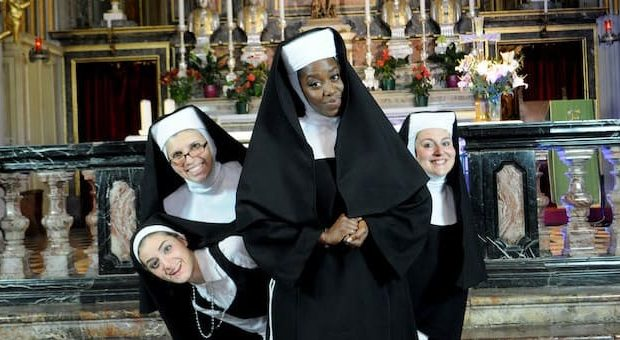 Sister Act il Musical Teatro Nuovo