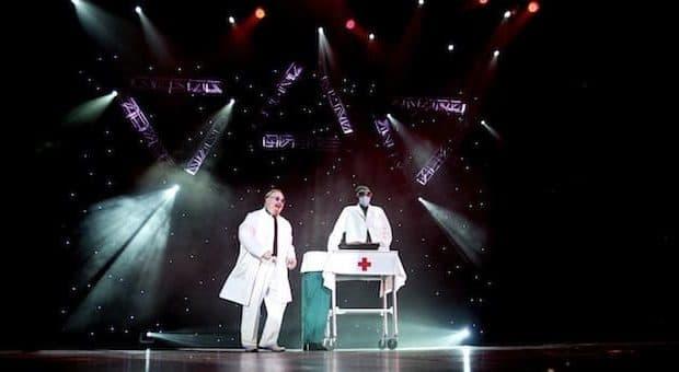 The Illusionists Teatro Ciak