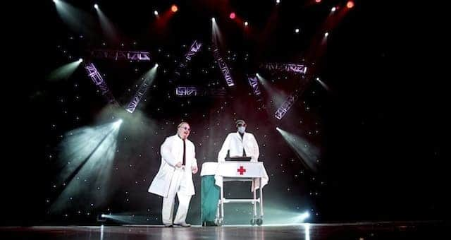 The Illusionists Teatro Ciak