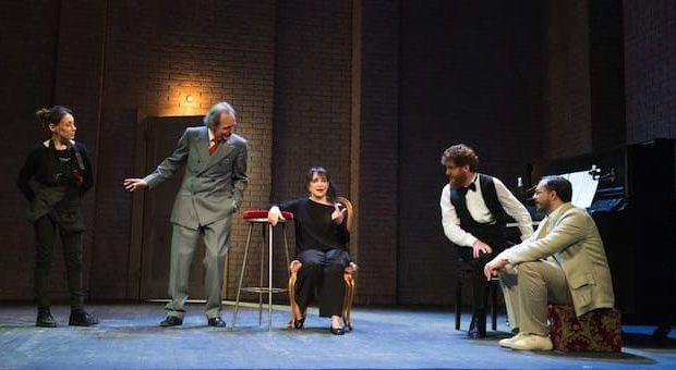 Memorie di Adriana Teatro Franco Parenti