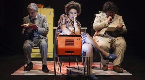 Un borghese piccolo piccolo Teatro Parenti